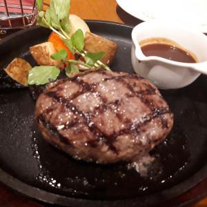 日吉の駅ビルで用岩石を使ったグリル料理!「TERME 日吉東急店」(日吉/ハンバーグ)