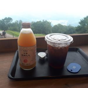 斑尾山の中腹にあって山々や野尻湖が見渡せるカフェ!「野尻湖 ラウンジ (NOJIRIKO LOUNGE)」(斑尾高原/カフェ)