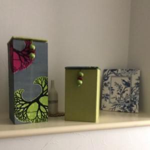 【レッスン風景】収納ボックス 日用品を魅せる収納で