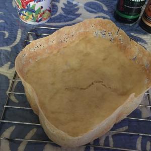 羽根つきパン