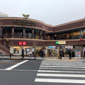 市ヶ谷駅 TO THE HARBS