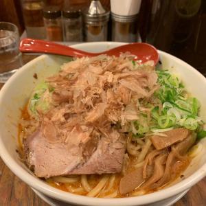 東京ラーメン紀行 拉麺じゃかじゃか 上落合
