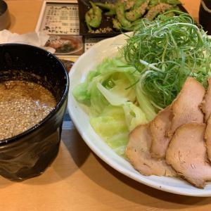 広島ラーメン紀行 広島風つけ麺海 西条