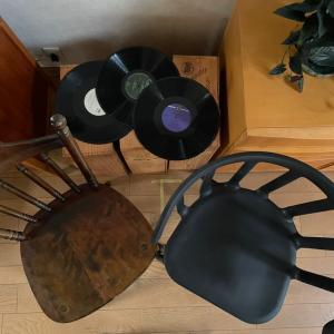 リサイクルショップで見つけた家具