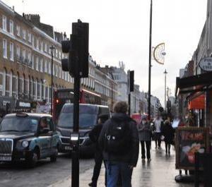 2019.12.11「イギリス旅行  ロンドン散策  シャーロック・ホームズ博物館」