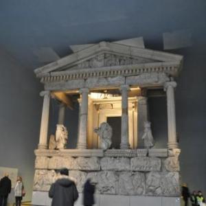 2019.12.10「イギリス旅行  大英博物館 必見④パルテノン神殿の彫刻」