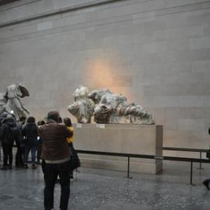 2019.12.10「イギリス旅行  大英博物館 必見⑤ ラムセス2世の胸像など」