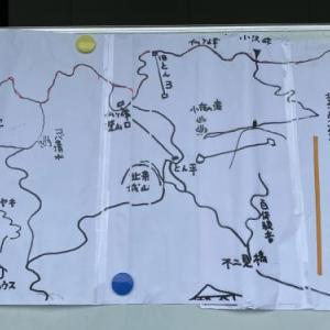 2020.9.19「信越トレイルの整備に参加してみた 中古池から仏が峰登山口」