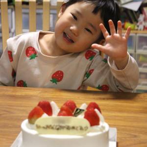 ロドちゃん5歳のお誕生日。