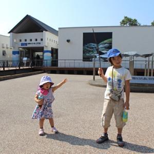 相模川ふれあい水族館。