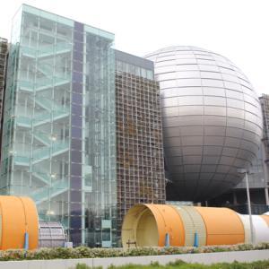 名古屋市科学博物館、ロケット!