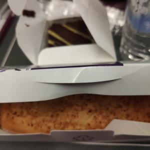 ANAのビジネスクラスよりタイ航空のエコノミークラスの機内食の方がおいしいとは。
