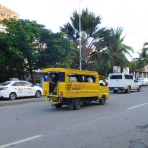 【危険】感染者数が増え続けるフィリピンでは通勤や移動が大変だ。