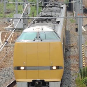 2020/8/8  明智光秀ラッピング電車登場