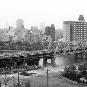 大阪環状線桜ノ宮駅走行する113系大和路快速