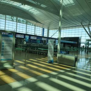 【日本到着】隔離生活をしています。