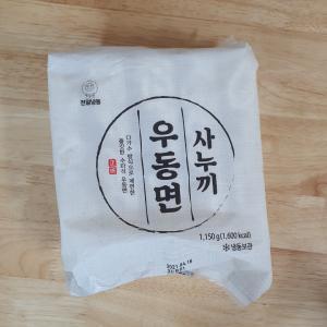 【韓国生活】ついに手にいれた、冷凍うどん