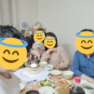 お義母さまのお誕生日