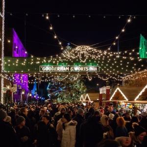 絶対一度は行ってみたいクリスマスマーケット in トロント