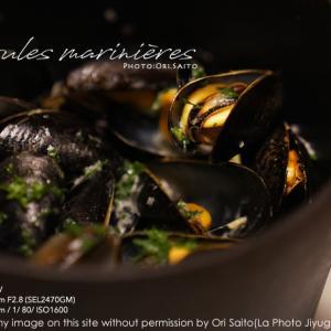 ムール貝の季節がやってきた!Moules marinières α7R IV + SEL2470GM 実写 #sony  #α7R4 #a7R4  #Moules