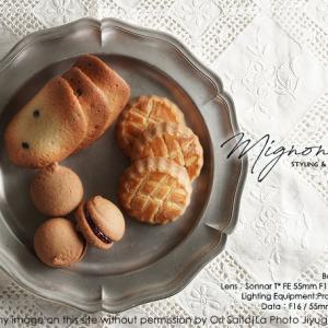 白金台『ア コテ パティスリー (A Cote Patisserie)』の焼菓子を、sony α7RIV + SEL55F18Z + profotoA1 実写 @acotepatisserie