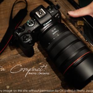 70200と2470が同じ長さ!世界最短・最軽量大口径望遠ズーム Canon RF70-200mm F2.8 L IS USM #Canon