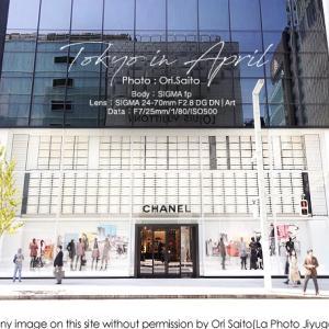 fpとわたくし。東京は午後の3時。SIGMA fp + 24-70mm F2.8 DG DN Art 実写 #SIGMAfp