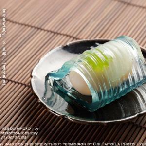 うつわと和菓子:恵那川上屋の上生菓子と益子の宮田竜司。profotoA1x + SIGMA 70mm F2.8 DG MACRO | Art #SIGMA #profoto