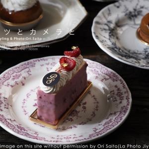 スイーツとカメラと。食器は揃えないのが好き。パティスリー サトウ(@patisseriesatoh)  #自由が丘 #スイーツ 28-70mm F2.8 DG DN Contemporary 作例