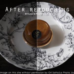 スイーツとカメラと。Photoshop前後。パティスリー サトウ(@patisseriesatoh) #Adobe #スイーツ 28-70mm F2.8 DG DN Contemporary 作例