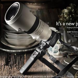 SONY VLOGCAM ZV-E10、レンズキットを買うが吉。#ZVE10 #VLOG #VLOGCAM  #Profoto