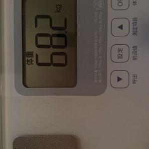 68.2キロ