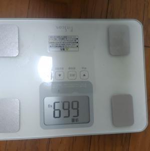 66.9キロ