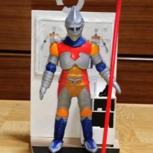 電子ロボット ジェット・ジャガー 伊吹研究所ベースver.
