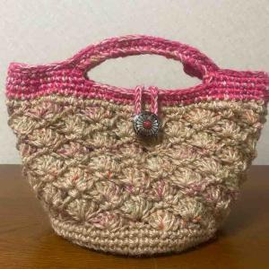 編み編み作品、近況報告