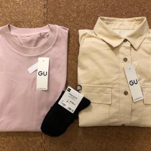【GU】人気のコーデュロイ 購入品