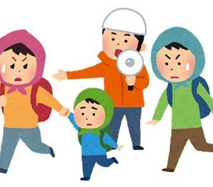 子ども連れで災害に遭った場合、避難する際の注意点【災害時、乳幼児連れの場合】