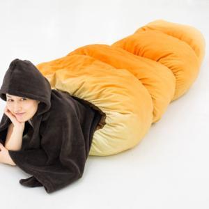 「ゴロンとチョコゴロ寝」ができるクッション