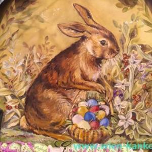 復活祭時期に見られる3つのシンボル