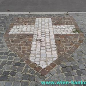 石畳に見られるウィーン市のワッペンとその歴史