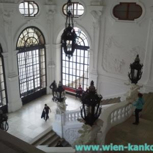 美しい階段ホール 7