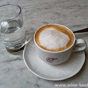 Café Sperlでメランジェを飲んだ