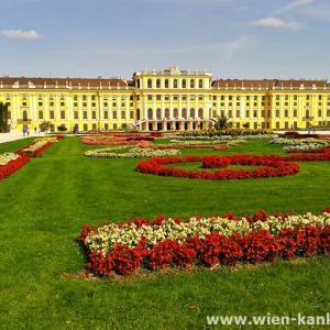 先日仕事でシェーンブルン宮殿に行った