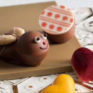レダラッハ「ナチュールスイス」みつばちチョコレートがカワイイ!バレンタインの詰め合わせ