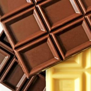 フランクケストナーのチョコレート【バレンタイン】青赤黄!魅惑のジュレ入りカラフルタブレット