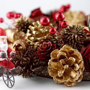 クリスマスチーズケーキ【お取り寄せ】濃厚ベイクドやあっさりレアチーズ!サンタやツリーのデコレーション