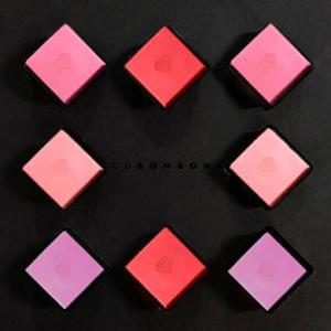 ブボ・バルセロナ「キューブボンボン」スペイン発!立方体のカラフルでオシャレチョコレート