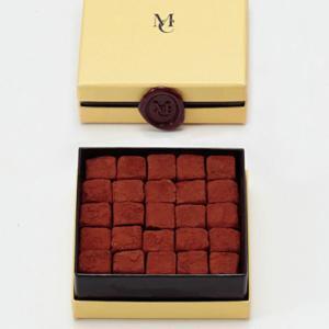 メゾンショーダン【通販】生チョコレート「パヴェ」の新作!キャラメルとオレンジガナッシュの融合