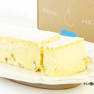 アンドケーキ【通販】チーズケーキトロピカル<高島屋限定>酸味爽やか!パインごろごろ夏味