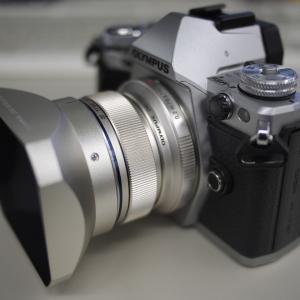 新しくカメラがやって来た